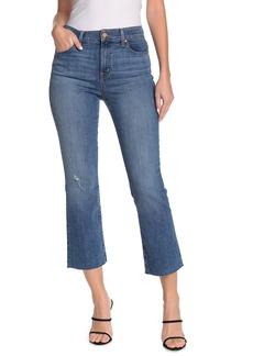 Level 99 Bailey High Rise Straight Leg Jeans