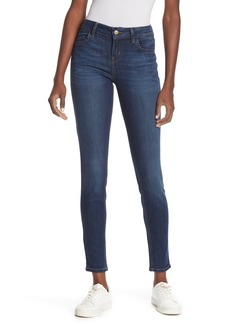 Level 99 Janice Mid Rise Skinny Jeans