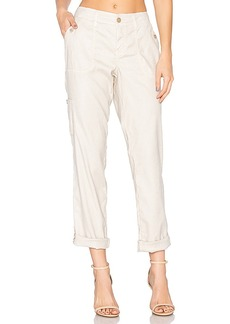 Level 99 Dayla Cargo Pant in Ivory. - size 26 (also in 27)