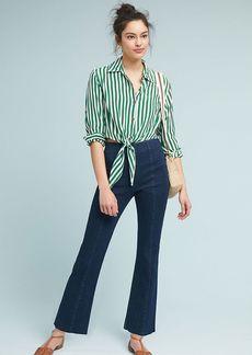 Level 99 Melanie High-Rise Flare Jeans