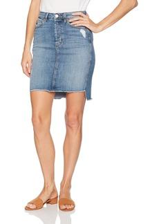 Level 99 Women's Aria Uneven Hem Skirt