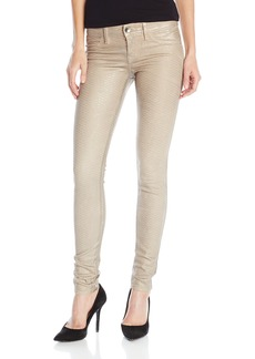 Level 99 Women's Janice Legging Jean with Faux Pocket