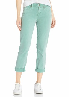 Level 99 Women's Lily Midrise Crop Rollup Jean