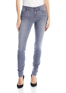 Level 99 Women's Liza 5 Pocket Skinny Mid Rise Jean