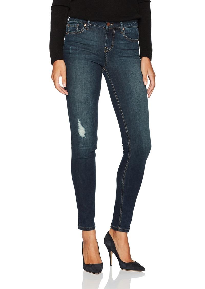 Level 99 Women's Liza Mid Rise Skinny Spkt Jean