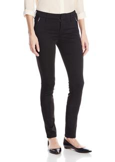 Level 99 Women's Liza Mid-Rise Skinny Trouser Jean FB Black