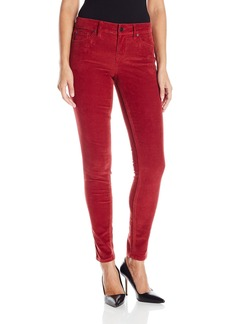 Level 99 Women's Liza Skinny Mid Rise Pant