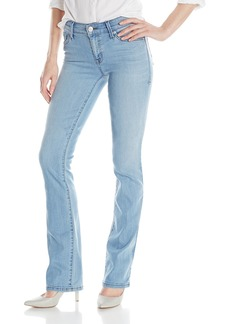 Level 99 Women's Mid-Rise Sasha Slim Boot Jean
