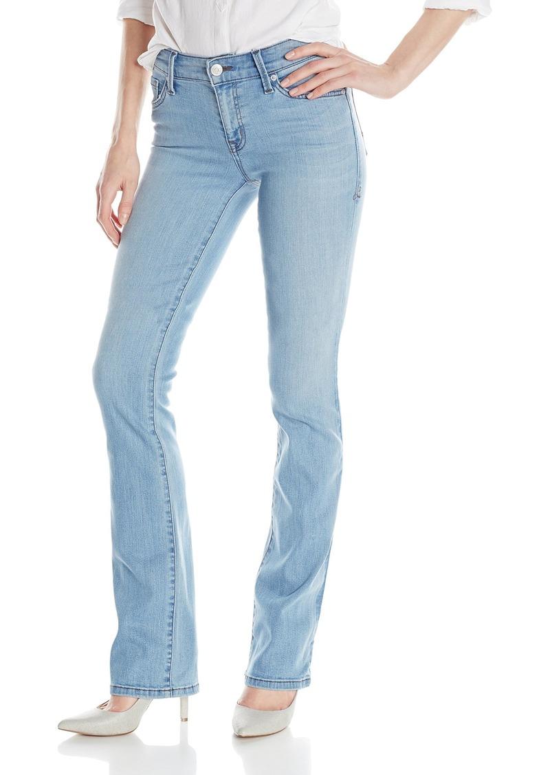 Level 99 Women's Mid-Rise Sasha Slim Boot Jean