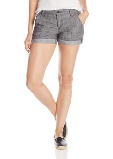 Level 99 Women's Rolled Hem Trouser Short