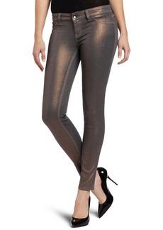 Level 99 Women's Ultra-Skinny Jean with Faux Pocket