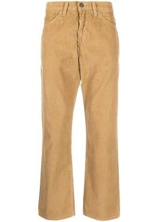 Levi's 1970 bootcut corduroy trousers
