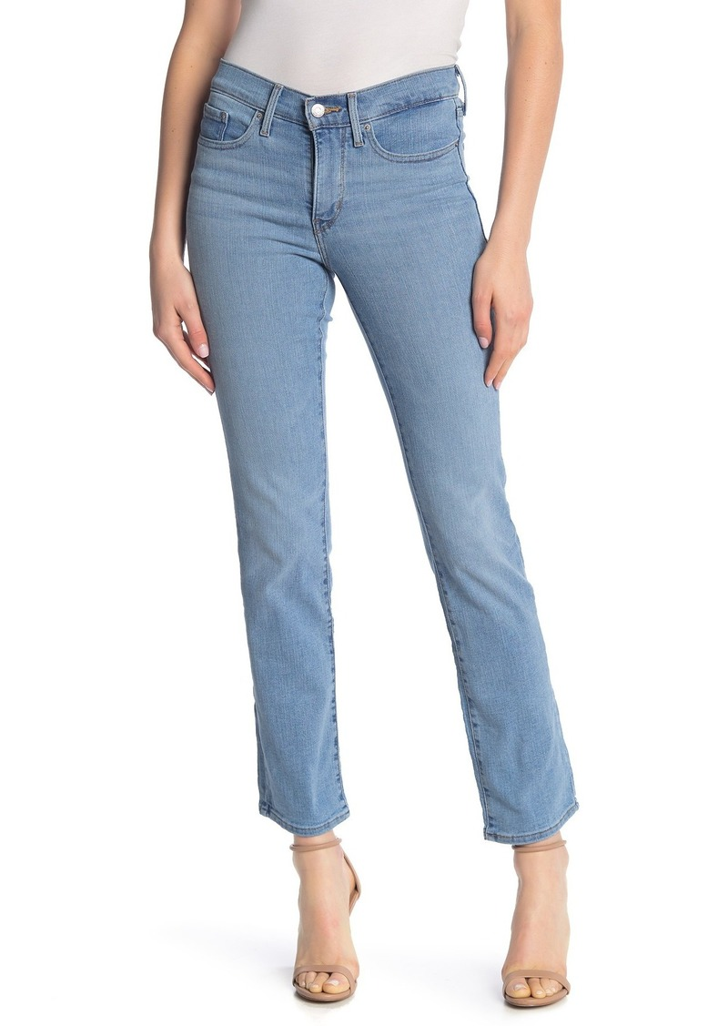 Levi's 314 Shaping Straight Leg Jeans (Regular & Plus Size)