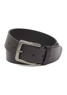 Levi's 38mm Bridle Leather Lined Belt