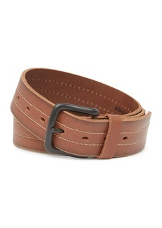 Levi's 40mm Stitched Leather Belt