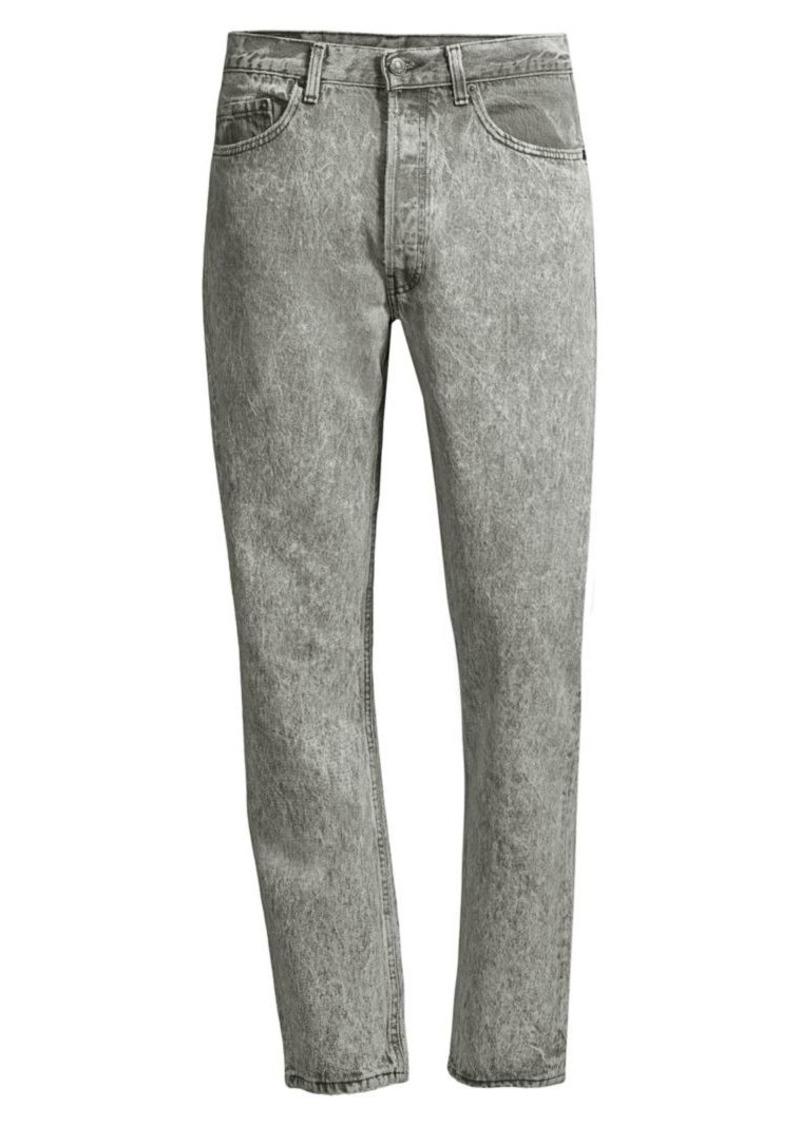 Levi's 501 Acid Wash Jeans