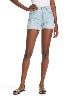Levi's 501 Cutoff High Rise Shorts