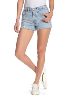 Levi's 501 Original Cutoff Shorts