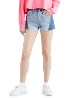 7fe4f65b Levi's Levi's® 501® Cuffed Long Denim Shorts (North Beach Blues ...