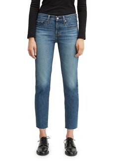 Levi's 501 Taper Cropped Jeans