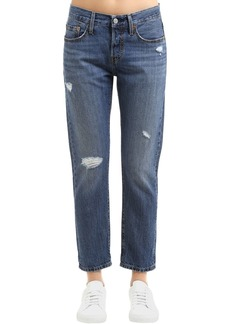 Levi's 501 Tapered Cotton Denim Jeans