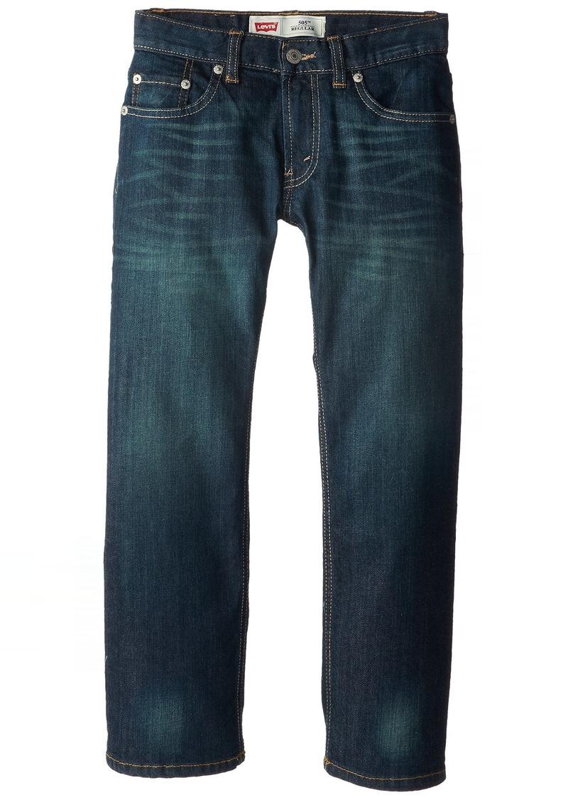e8003aa3d84 Levi s Levi s Boys  505 Regular Fit Jeans