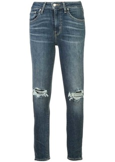 Levi's 721 high rise skinny-jeans
