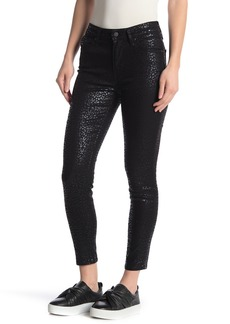 Levi's 721 High Waisted Skinny Ankle Jeans