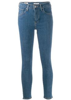 Levi's 721 high-waisted skinny jeans