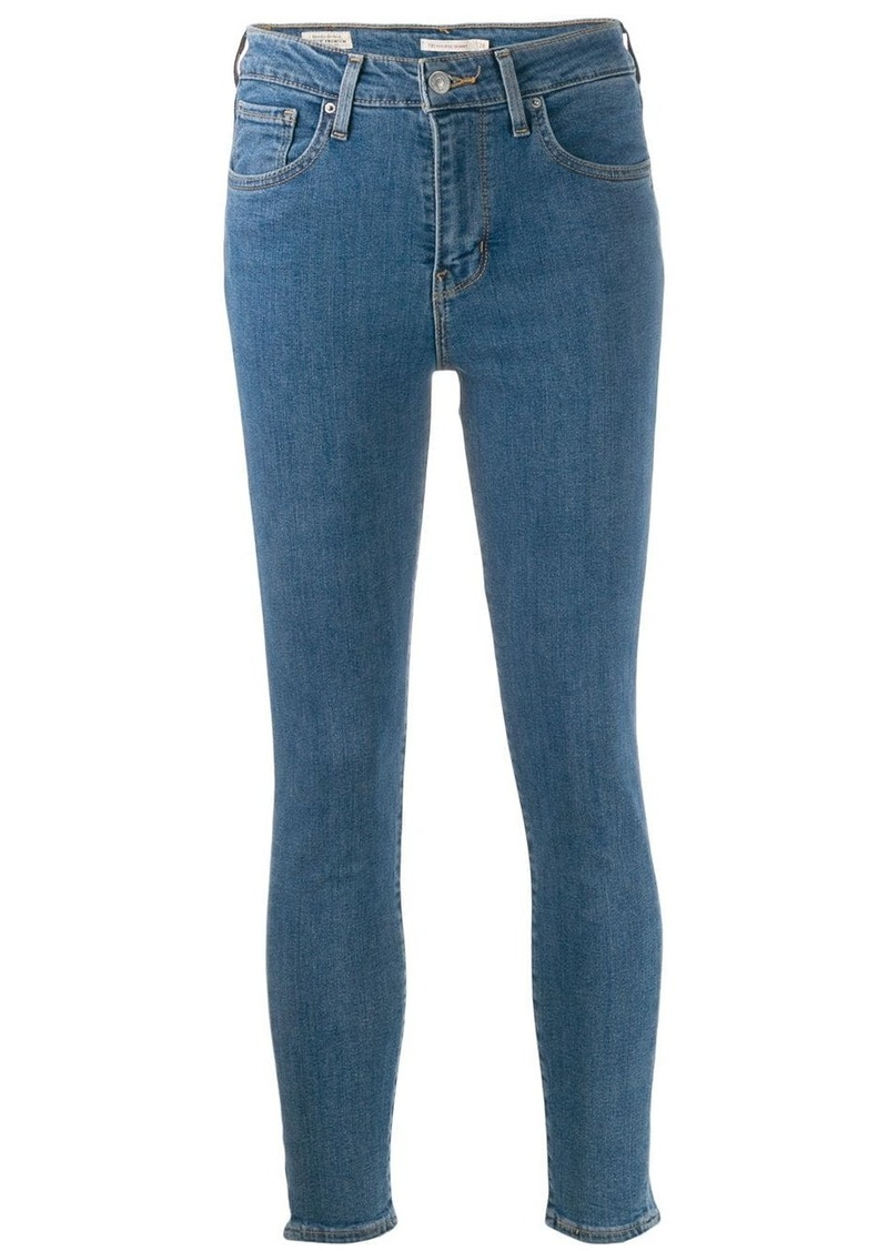 Levi's 721 high-waisted skinny jeans