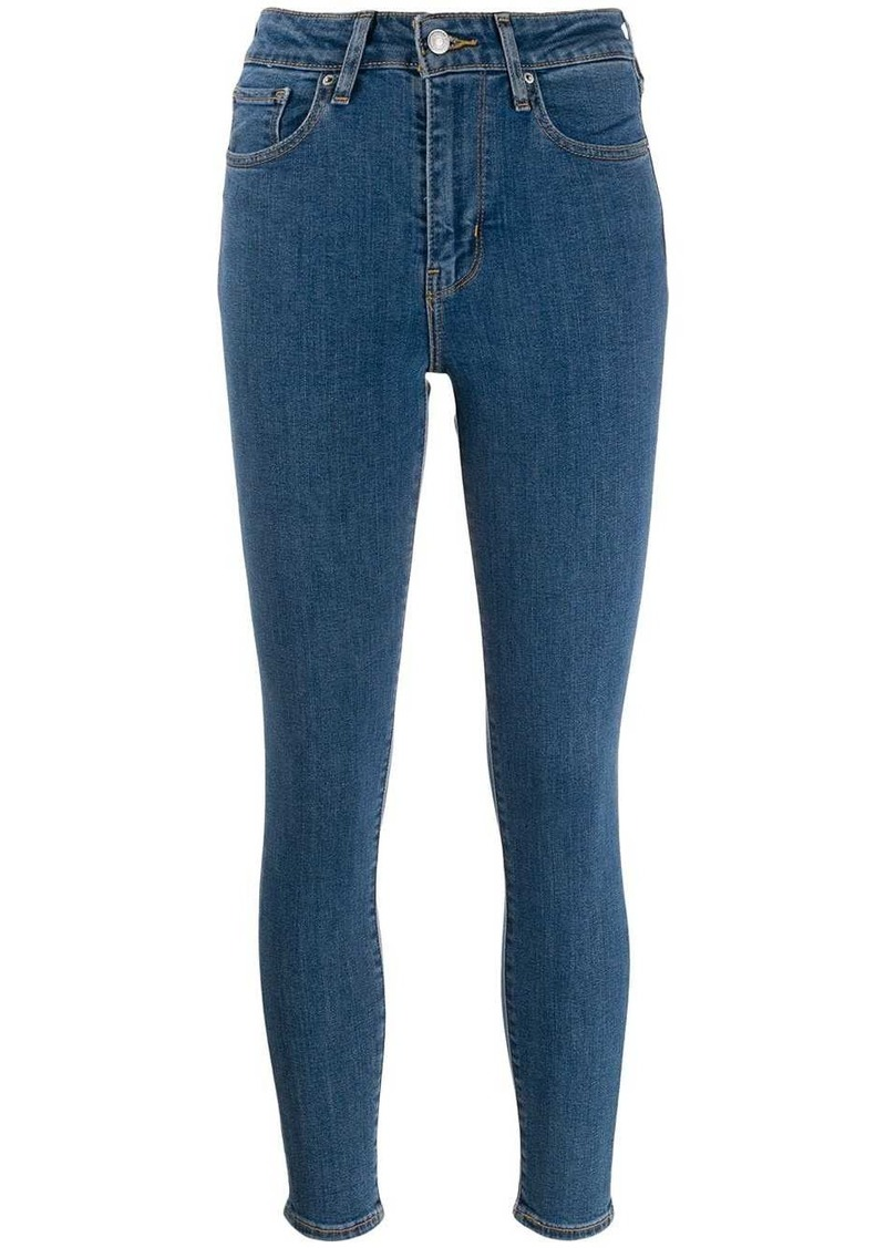 Levi's 721 skinny-fit jeans