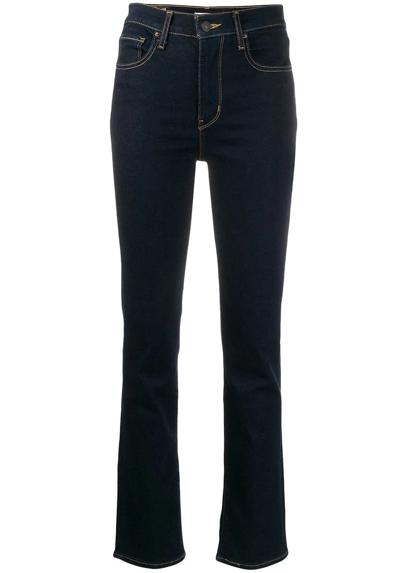 Levi's 724™ high-waisted straight jeans