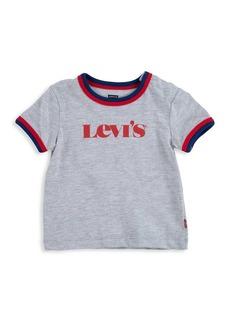 Levi's Baby's & Little Boy's Graphic Ringer T-Shirt