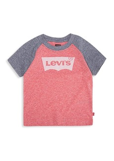 Levi's Baby's & Little Boy's Rustic Logo T-Shirt