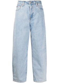 Levi's Balloon-leg high-rise jeans