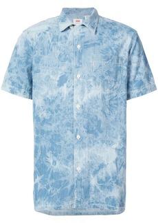 Levi's bleached Hawaiian shirt
