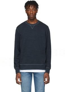 Levi's Blue Heather Crewneck Sweatshirt