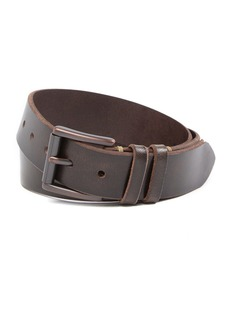 Levi's Bridle Double Keeper Leather Belt