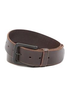 Levi's Bridle Logo Rivet Leather Belt