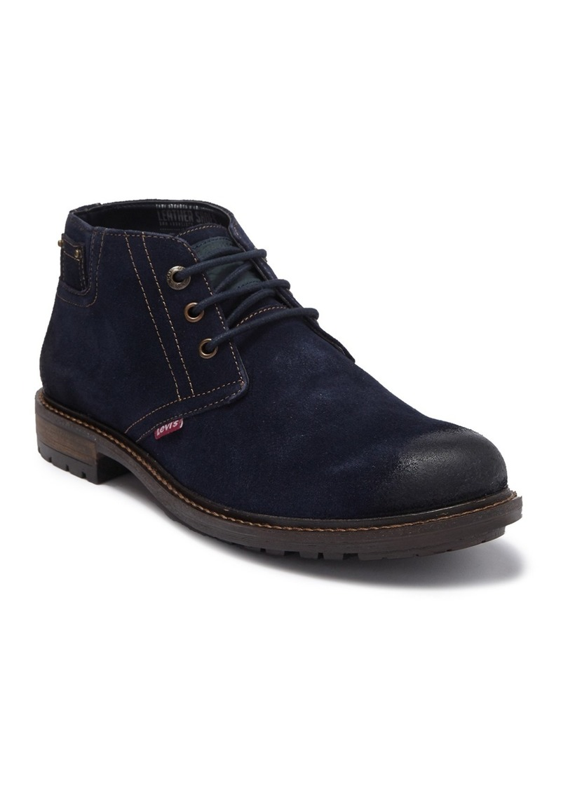 Levi's Cambridge Suede Chukka Boot