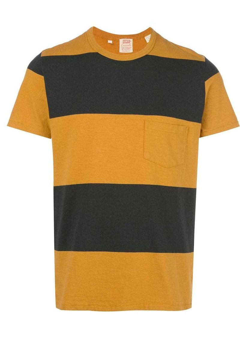 Levi's casual stripe T-shirt