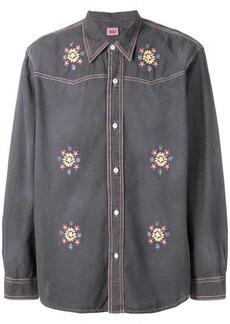 Levi's chambray button down shirt
