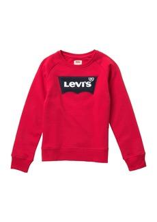 Levi's Chenille Batwing Sweatshirt (Big Girls)