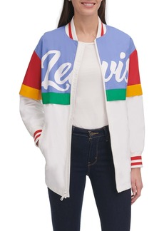 Levi's Colorblock Retro Windbreaker Jacket