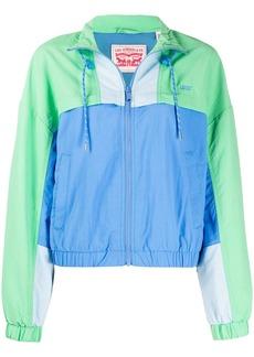 Levi's colour-block jacket