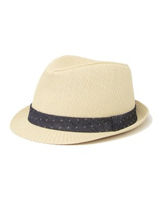 Levi's Crosshatch Molded Fedora