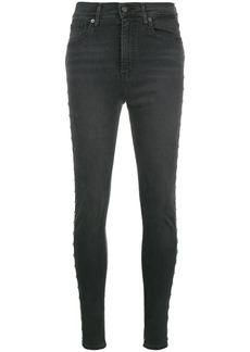 Levi's crystal embellished skinny jeans