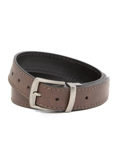 Levi's Cut Edge Reversible Leather Belt