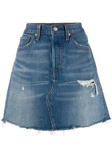 Levi's Decon Iconic denim skirt