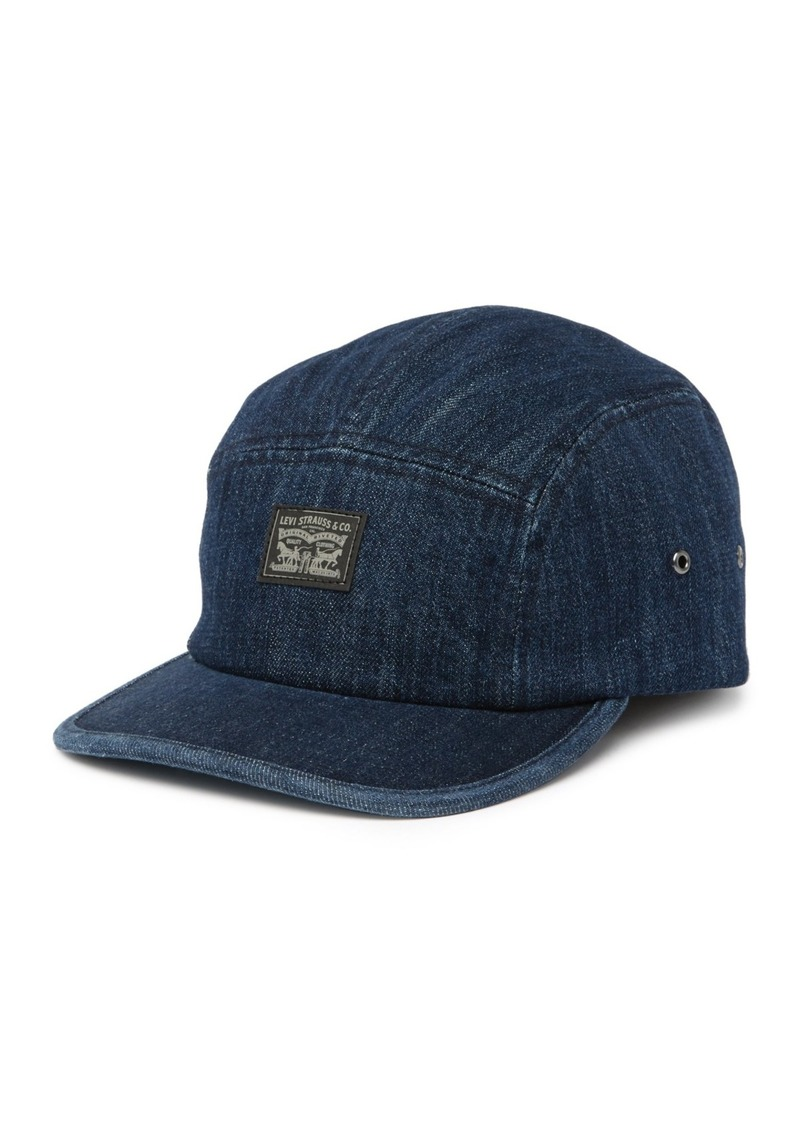 Levi's Denim 6 Panel Cap